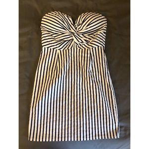 Luxxel strapless mini dress
